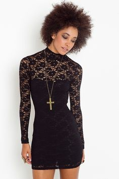 Sweetheart Lace Dress  $58.00 with back cutout