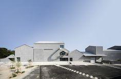 NP2F Architectes CNAC Chalons-en-champagne