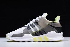classic fit b3bdb d1102 Womens Adidas EQT Support ADV Footwear WhiteGrey Five-Semi Frozen Yellow  CQ2255 –