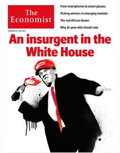 Trump Scares As Street Art-Inspired Magazine Covers : Brooklyn Street Art
