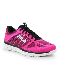 Fast feet look out! These sporty sneaks make for the best running buddies. Soft mesh construction and durable rubber soles ensure every leap lands comfortably and stable, while a lace-up design finds the right fit.Nylon mesh / man-made upperRubber soleImported