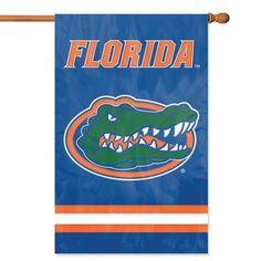 Florida Gators NCAA Applique Banner Flag (44x28)