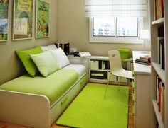 Cool Small Bedroom 2014