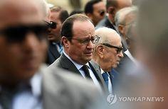 올랑드 프랑스 대통령(EPA=연합뉴스)