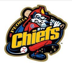 Peoria Chiefs primary logo