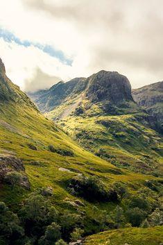 #glencoe #scotland #ecosse #mountains #highland
