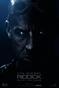 New 'Riddick' Photos and Poster are HERE!