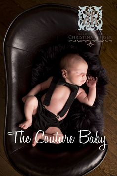 Little Man Luxe Suspender Set from The Couture Baby