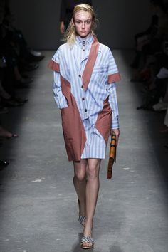 Vivienne Westwood Red Label Spring 2016 Ready-to-Wear Collection - Vogue