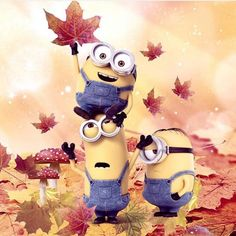 62 Best Holiday Minions images | Despicable Me, Funny
