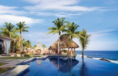 One and Only Palmilla in San Jose del Cabo, Mexico #worldsbesthotels2014