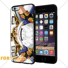 OnePiece Anime Cartoon Manga Cell Phone20 Iphone Case, For-You-Case Iphone 6+ Plus Silicone Case Cover NEW fashionable Unique Design