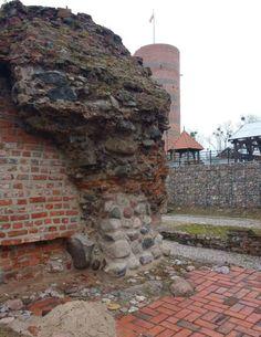 Grudziądz - teren zamku