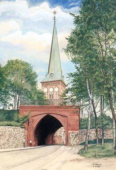 Johannistor Stargard in Pommern Danzig, Prussia, Family History, Wwii, Berlin, Empire, Germany, Dreams, City