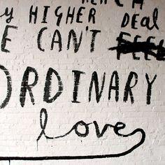 Ordinary Love (Paul Epworth Version) by U 2 U2 Songs, Bono U2, Song Quotes, Music Quotes, Lyrics, Love, U2 News, Fan, Frases