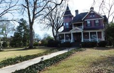 """""""The Moore"""" Victorian home built in c.1899 located at: 112 Reynolds Ave, Greenwood, SC 29649 