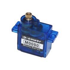 K-power M0090 Micro Metal Gear Analog Servo For RC Airplane Helicopter Car Robot