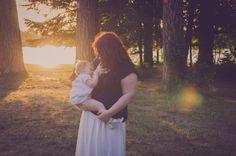 Bientôt deux ans d'allaitement avec ma petite princesse