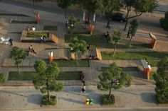 Kic Park - Explore, Collect and Source architecture