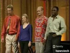 Whose Line: Scenes Cut From A Movie