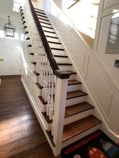 Fine Paints Of Europe, Custom Paint, Stairways, Photo And Video, Kitchen, Painting, Instagram, Home Decor, Stairs