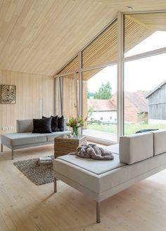 1. Preis: Satteldachhaus mit natürlichem Raumklima - Haus des Jahres 2013 - [SCHÖNER WOHNEN]
