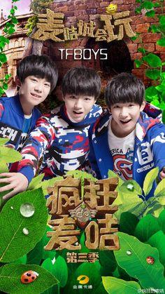 [!!] 151025 疯狂的麦咭's Weibo Update #TFBOYS