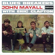 John Mayall & Eric Clapton    If you enjoy great music, you have to love John Mayall and Eric Clapton.