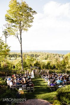 Door County Wedding at The Landmark Resort. Jason Mann Photography http://www.jmannphoto.com