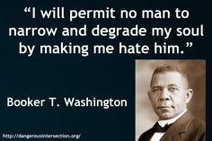 Booker T. Washington Quotes | This quote by Booker T. Washington really hits the mark: