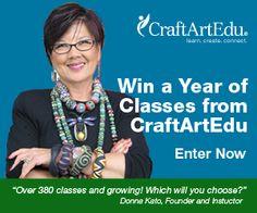 Donna Kato Faux Opal Free Tutorial using liquid clay