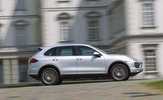 Porsche Cayenne Diesel. I want one!