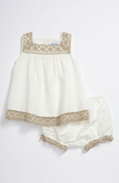 Cute dress for a baby girl