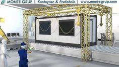 Monte Grup Konteyner & Prefabrik