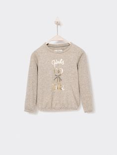 DUTTI GIRLS SWEATSHIRT