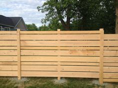 Hometalk :: DIY Wooden Backyard Fence