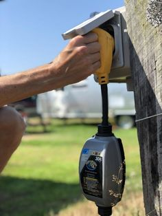 Stop wasting money on useless RV accessories you were told you had to have. After over a year of full time RV living, we know what we need and what we don't. Here are the top 15 RV accessories we recommend (and use daily on our full-time travels) for sewe Rv Camping Tips, Travel Trailer Camping, Camping Car, Camping Essentials, Rv Travel, Camping Ideas, Travel Trailers, Camping Stuff, Camping List