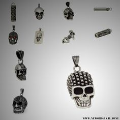 Punk is not dead - Anhänger Pendant - Jewelry Onlineshop Shops, Punk, Unisex, Pendant Jewelry, Skull, Personalized Items, Cool Stuff, Collection, Skull And Crossbones