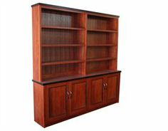 eclipse: Timber and hardwood bookshelves and bookcases
