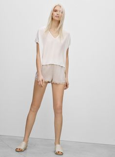 Get Your Hands On These New Aritzia Summer Arrivals. Aritzia-Wilfred-TroyesShorts