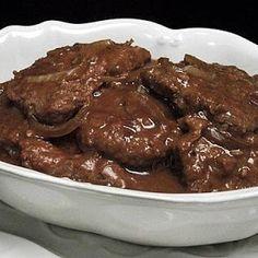 Crock Pot Cube Steaks