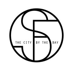 A monogram for The city by the Bay.
