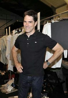 thomas gibson tattoo
