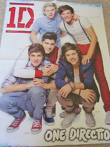 One Direction teen magazine 4 page poster Tiger Beat Bravo Popstar clipping Bop in Books, Magazine Back Issues Agnes Moorehead, Elizabeth Montgomery, One Direction Photoshoot, Three's Company, Want To Be Loved, Irish Boys, Wattpad, Louis Williams, Cartoon Tv