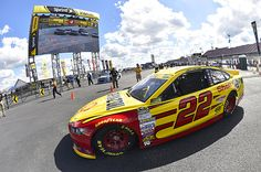 NASCAR: Roger Penske and his NASCAR Sprint Cup driver Joey Logano admit they doubted any driver could win all three races in the second round of the Chase title playoff. RACER.com