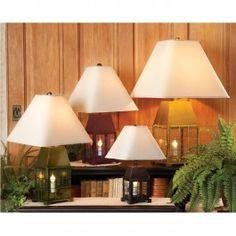 Sturbridge Lantern Lamps | Sturbridge Yankee Workshop