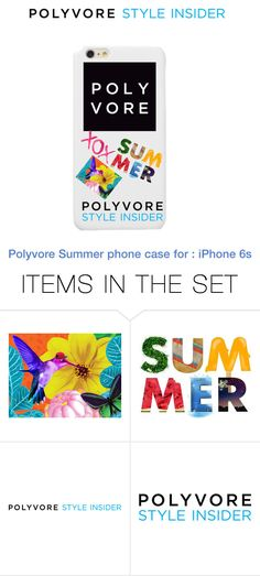 """""""#MySmart/ iPhone 6s"""" by bigdxddym ❤ liked on Polyvore featuring art, contestentry and PVStyleInsiderContest"""