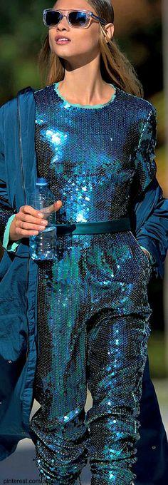 Anna Selezneva Vogue Russia - Fashionable Olympics