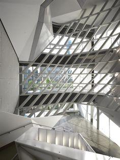 Morphosis Architects / Thom Mayne, Roland Halbe - www.rolandhalbe.de · The Cooper Union. New York · Divisare