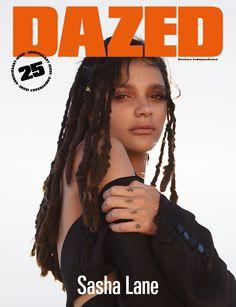 SASHA LANE. DAZED ANNIVERSARY ISSUE. Photography Sean & Seng. Fashion Elizabeth Fraser-Bell. Interview Patrik Sandberg. #DAZED25